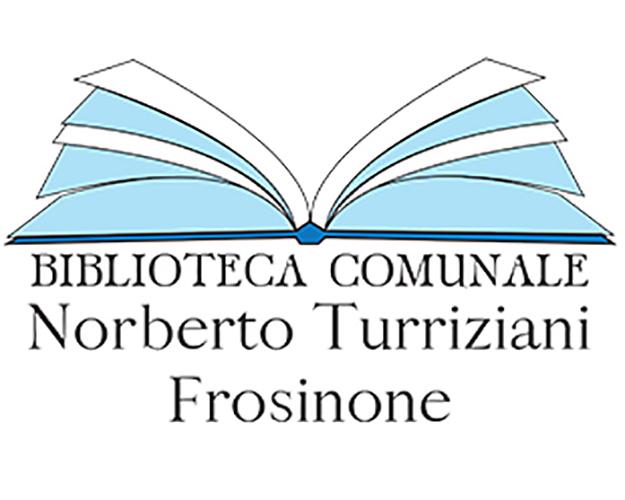 """Marchio della Biblioteca Comunale """"Norberto Turriziani"""" di Frosinone"""
