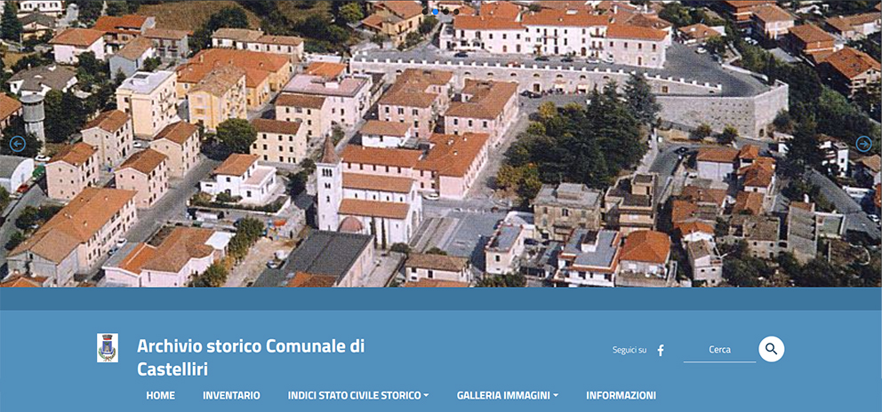 Archiviostoricocomunaledicastelliri.it