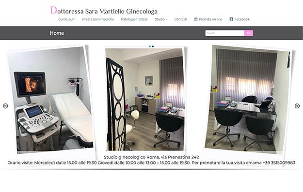 Ginecologasaramartiello.com
