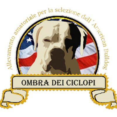 Marchio per allevamento selezione American Bulldog